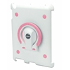 Aidata MultiStand (iPad 2) (White Shell/White-Pink Ring)