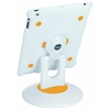 ViewStation (iPad 2) (White Shell/White-Orange Base)