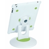 ViewStation (iPad 2) (White Shell/White-Green Base)