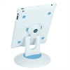 ViewStation (iPad 2/3/4) (White Shell/White-Blue Base)