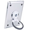 Aidata MultiStand (iPad 2/3/4) (Clear Shell/White-Black Ring)