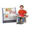Rainbow Accents Toddler Pick-a-Book Stand - Orange