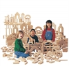 Jonti-Craft Unit Blocks Set - Intermediate