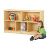 Jonti-Craft Low Single Mobile Storage Unit - ThriftyKYDZ