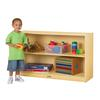 Low Straight-Shelf Mobile Unit