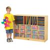 Jonti-Craft Sectional Cubbie-Tray Mobile Unit - without Trays - ThriftyKYDZ
