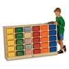 30 Cubbie-Tray Mobile Storage - without Trays - ThriftyKYDZ