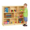 Jonti-Craft Mega Mobile Single Storage Unit