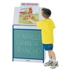 Big Book Easel - Chalkboard - Orange