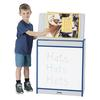 Rainbow Accents Big Book Easel - Write-n-Wipe - Orange