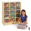 Jonti-Craft 15 Cubbie-Tray Mobile Unit – without Trays