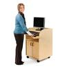 Jonti-Craft Mobile Technology Stand - Keyboard Tray Kit