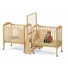 Jonti-Craft See-Thru Small Crib Divider