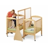 See-Thru Large Crib Divider
