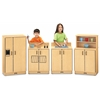 MapleWave Play Kitchen Refrigerator