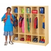 5 Section Coat Locker - ThriftyKYDZ