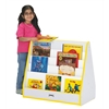 Rainbow Accents Pick-a-Book Stand - Yellow