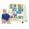 Pick-a-Book Stand - Mobile - Yellow