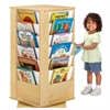 Revolving Small Literacy Tower