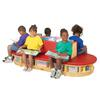 Read-a-Round 3 Piece Set - Red