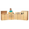 Kinder-Kitchen Stove
