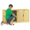 Jonti-Craft Stacking Lockable Lockers -  Single Stack - ThriftyKYDZ