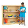 Jonti-Craft Mega Straight-Shelf Mobile Unit