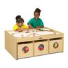 Jonti-Craft Activity Table - with 6 Bins