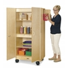 Jonti-Craft Hideaway Storage Cabinet – Mobile