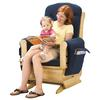 Jonti-Craft Glider Rocker - Blue Cushions