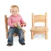 "Jonti-Craft Wooden Chair Pairs - 7"" Seat Height"