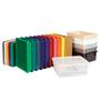 Jonti-Craft Paper-Trays & Tubs Lid - Orange