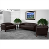 HERCULES Imperial Series Reception Set in Brown