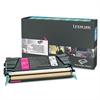 Lexmark C5246MH High-Yield Toner, 5000 Page-Yield, Magenta