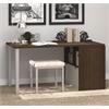Bestar i3 by Bestar Workstation in Tuxedo and Sandstone