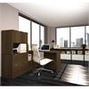 Bestar i3 by Bestar L-Shaped desk in Tuxedo