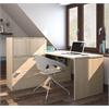 Bestar i3 by Bestar L-Shaped desk in Northern Maple