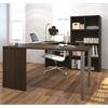Bestar i3 by Bestar U-Shaped desk in Tuxedo