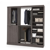 Nebula 80' Storage kit in Bark Gray