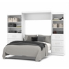 "Pur 126"" Queen Wall bed kit in White"