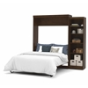 "Pur 90"" Queen Wall bed kit in Chocolate"