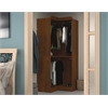 Bestar Versatile by Bestar 36'' Corner storage unit in Tuscany Brown