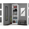 "Versatile 25"" Storage unit in White"
