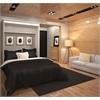 Bestar Versatile by Bestar 70'' Queen Wall bed in White