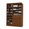 Versatile 61' Storage kit in Tuscany Brown