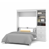Versatile 84' Full Wall bed kit in White