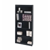 Bestar BESTAR standard Bookcase in Charcoal
