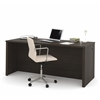 "Embassy 71"" Executive desk in Dark Chocolate"