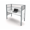 Bestar Pro-Biz Simple workstation in White