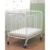 Holiday Crib, White